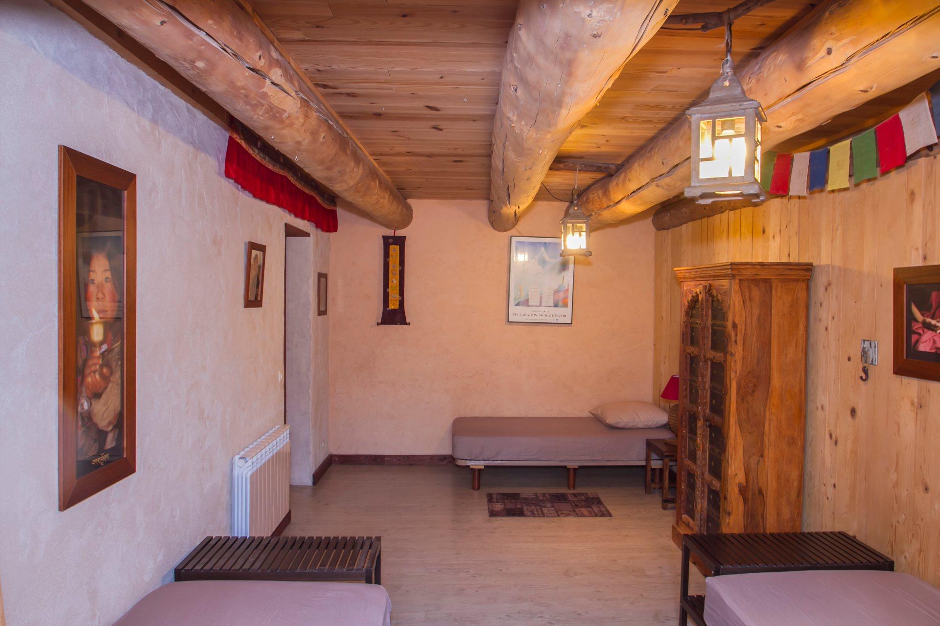 Himalaya en formule confort ici pour 3 personnes
