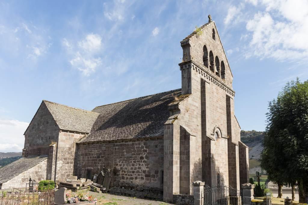 L'église de Dienne